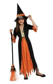 Костюм готической ведьмочки