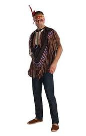 Пончо индейца