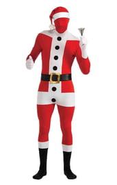 Костюм Санта Клауса вторая кожа