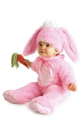 Костюм драгоценного розового кролика