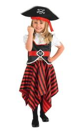 Костюм пиратской девочки