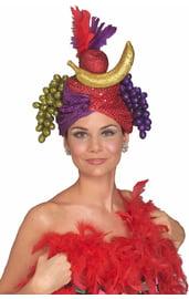 Фруктовая бразильская шляпа
