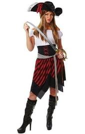Пиратский костюм для женщин