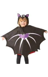 Детский костюм летучей мышки