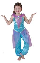 Костюм принцессы Жасмин голубой