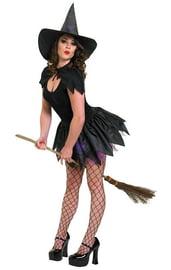 Костюм ведьмы для взрослых