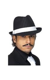 Стильная шляпа гангстера