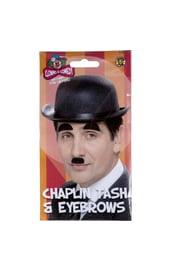 Усы и брови Чарли Чаплина