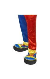 Надувная обувь клоуна