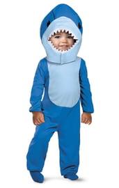 Детский костюм акулы