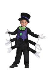 Детский костюм паука