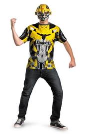 Мужской костюм трансформера Бамблби