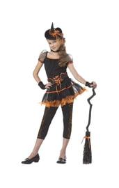Детский костюм звездной ведьмочки