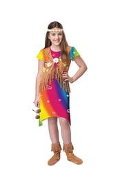 Детский костюм яркой хиппи