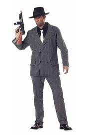 Полосатый костюм гангстера