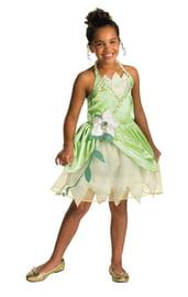 Детский костюм принцессы Лягушки Тианы