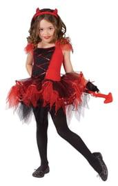 Детский костюм маленького дьяволенка