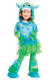 Детский костюм забавного монстра