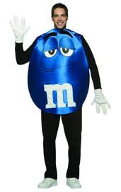 Синий костюм M&M