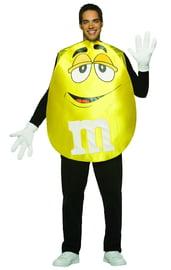 Желтый костюм M&M