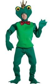 Костюм лягушки-принца