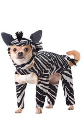Костюм для собаки Зебра