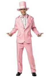 Розовый костюм в стиле фанк