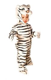 Детский костюм полосатого тигренка