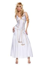 Белый костюм Богини Олимпа