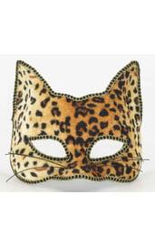 Венецианская маска леопрадика