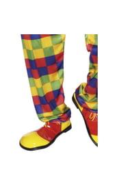 Обувь клоуна Делюкс