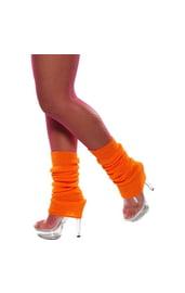 Неоновые оранжевые гетры