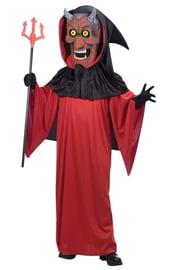 Костюм дьявола с маской