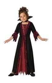 Костюм вампирши детский