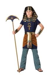 Костюм грозного фараона детский