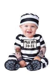 Костюм маленького заключенного
