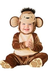 Костюм забавной обезьянки детский