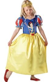 Детский костюм Золушки - Белоснежки