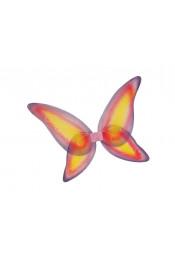 Детские крылья розово-оранжевые