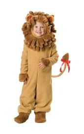 Костюм игривого львенка