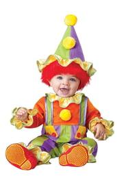 Костюм клоуна для малышей