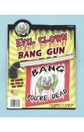 Пистолет злого клоуна