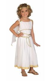 Костюм греческой богини детский