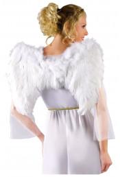 Ангельские пушистые перьевые крылья