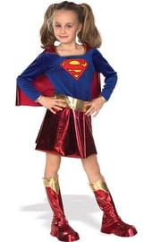Костюм подруги супермена детский