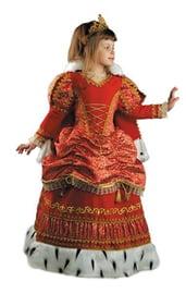 Карнавальный костюм Величавая Царица
