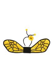 Крылья и усики пчелки