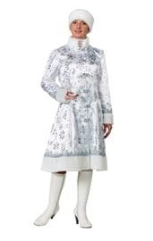 Карнавальный костюм Статная Снегурочка