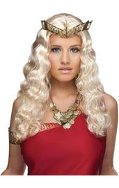 Парик Венеры блонди