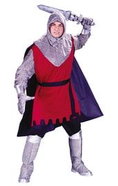 Кольчужный костюм средневекового рыцаря
